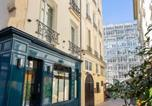 Hôtel Rue de Rivoli, Paris - Résidence du Louvre-4