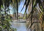 Location vacances Villeneuve-Loubet - Locatonyc Lou Jaunet Maisonnette climatisée Terrasse Parking Wifi-4