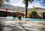 Hôtel Palm Springs - Korakia Pensione-1