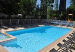 Camping avec Piscine Saint-Privat - Camping les Rives d'Auzon-2