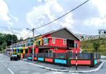 Location vacances Taiping - Lakeside Rainbow Town @ near Station 18-1