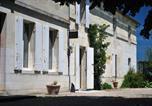 Hôtel Saint-Emilion - La Gomerie Chambres d'Hotes-2