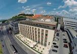 Hôtel Bratislava - Hotel Devín-4