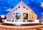 Hôtel Cuenca - Hotel Lb Villa De Cuenca