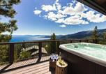 Location vacances Reno - Juniper - Incredible Mountainside Home w Lake Views!-2