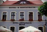 Hôtel Toruń - Hotel Legenda-3