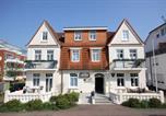 Hôtel Grömitz - Hotel Villa Undine