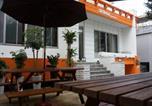 Hôtel Corée du Sud - Hongdae Orange Guesthouse-3