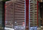 Hôtel Abou Dabi - City Seasons Al Hamra Hotel