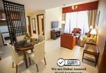 Location vacances  Émirats arabes unis - Xclusive Hotel Apartments-1