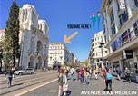 Location vacances Nice - Nestor&Jeeves - Notre Dame - Hyper center - Shopping avenue - Top floor-2
