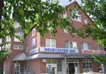 Hôtel Wunstorf - Neustädter Hof Hotel Garni-1