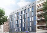 Hôtel Hauts-de-Seine - Ibis budget Paris Clichy Mairie-1