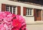 Location vacances Fontainebrux - Gites les Fleurs-1