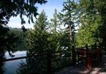 Location vacances Agassiz - Lakefront Chalet #7-2