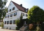 Hôtel Bobingen - Gasthof Zahler-2