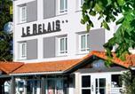 Hôtel Ychoux - Logis Le Relais-1