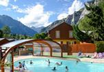 Camping Le Bourg-d'Oisans - A La Rencontre du Soleil - Camping Sites et Paysages