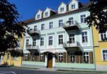Hôtel Františkovy Lázně - Ld Palace Bellaria-1