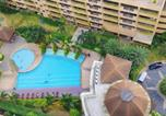Location vacances Pasig - 3415 Holistay Manila 1-Bedroom Condo with Netflix and Balcony-2