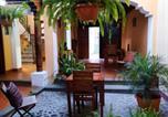Hôtel Guatemala - Hotel Casa de Sofia-3