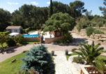 Location vacances Coudoux - Gite Le city en Provence-4