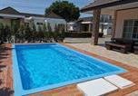 Villages vacances Klaeng - Rock Garden Beach A13 Pool Villa By Sand-D House-1