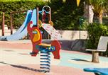 Camping avec Piscine Antibes - Camping Green Park-4