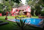 Hôtel Tepoztlán - Casa Amor-3