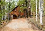 Location vacances Orderville - Classic Strawberry Cabin-2