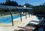 Camping avec Piscine couverte / chauffée Lourdes - Camping Plein Soleil-1