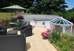 Location vacances St Austell - The Lodge, Polgooth-3