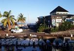 Location vacances  Réunion - Rose de Porcelaine-1