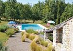 Location vacances Labastide-de-Lévis - Holiday Home Cahuzac Sur Vere Puech Gaubil-4