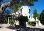 Location vacances Beaucaire - Villa Romantique-3