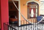 Hôtel Guatemala - La Vieja Terraza-4