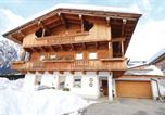 Location vacances Alpbach - One-Bedroom Apartment in Alpbach-1