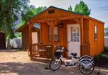 Location vacances Orderville - Zion's Cozy Cabin's-1