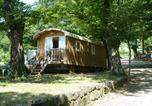 Camping avec WIFI Meyras - Camping Les Cruses-4