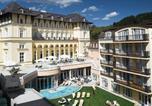 Hôtel Mariánske Lázne - Falkensteiner Hotel Grand Medspa Marienbad-3