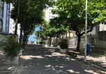 Location vacances Guarujá - Apto flat no Capitania Varam - Novo e confortável - Pitangueiras - Guarujá-4