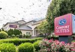 Hôtel Columbus - Comfort Suites Columbus-1