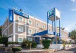 Hôtel Mougins - Ibis budget Antibes Sophia Antipolis-1