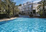 Location vacances Dénia - Three-Bedroom Holiday Home in Predreguer-4