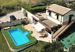Location vacances Castelbellino - Villasole With Spa And Pool Marche-1