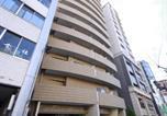Location vacances Osaka - Goodstayhostel天王寺1dk-1