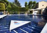 Hôtel 4 étoiles Six-Fours-les-Plages - Newhotel Bompard La Corniche-1