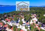 Camping en Bord de mer Croatie - Campsite Sunny Home Soline-1