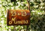 Location vacances Calci - Bed and Breakfast Mimosa-2