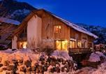 Hôtel Hautes-Alpes - Chambres d'Hôte le Brin de Paille-1
